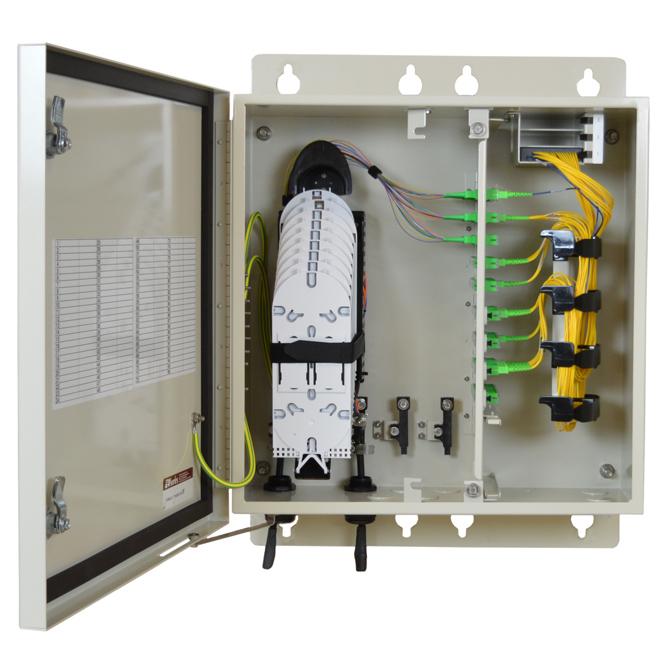 Fiber Interconnect Terminal Hubs (CFIT-H)