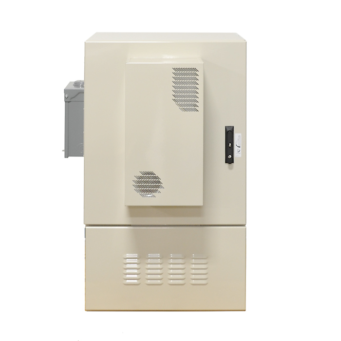 Wall/Pole Mount Cabinets (CUBE RL Series Cabinets)