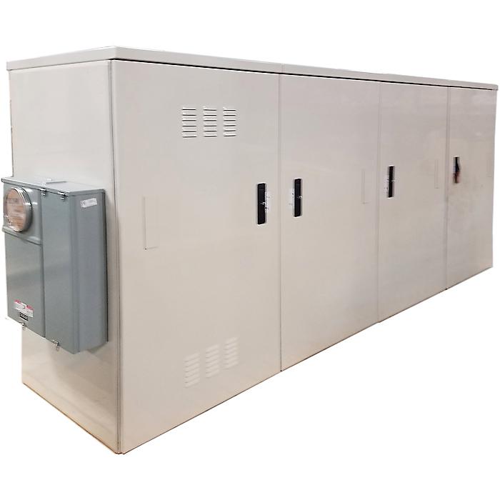 Modular Cabinets (CUBE Modular Series)